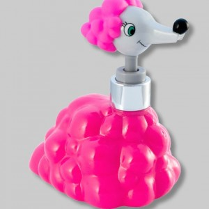 13. 46146 Soap Dispenser Buble-Pink BD 9.9