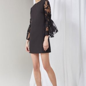 61856-FAST LANES MINI DRESS BACK (2)