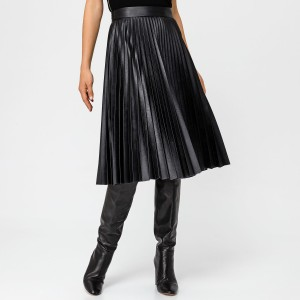 ACC LEATHER SKIRT