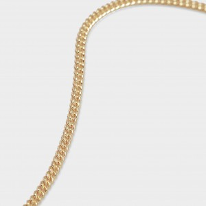 17.2 Essential Curb Chain Necklace